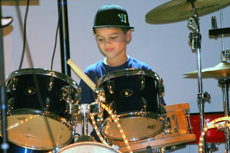 Drum lessons for intermediate and advanced students